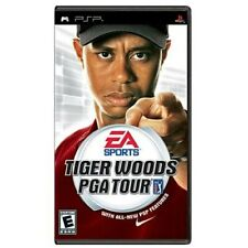 PSP Tiger Woods PGA Tour (Sony PSP, 2005) Games WiFi Compatible UMD 1-4 Players