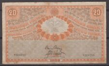 More details for finland 20 markkaa, 1909, km:11b