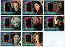 2000 Farscape Season 1 Trading Card Set 72 Nm//Mt