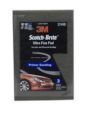 3M 37448 Scotch-Brite Gray Ultra Fine Scuff Pad (2 Pk)