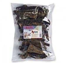 Antos Beef Tripe ~ 500g Bag ~ 100% Natural ~ Premium Quality Dog Chews