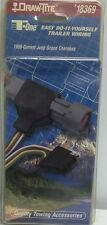 DRAW-TITE 18369 TRAILER WIRING HARNESS, 1999-CURRENT JEEP GRAND CHEROKEE