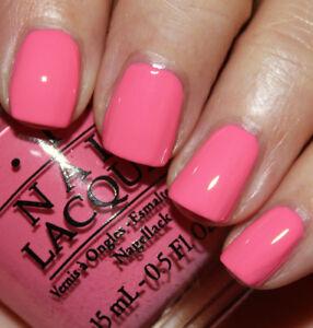 OPI Nail Polish - Kiss me I'm Brazilian NL A68 - Brazil Collection- LIMITED