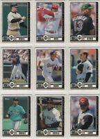1999 Upper Deck Retro Baseball Team Sets **Pick Your Team**