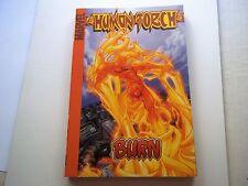 Human Torch Vol.1 Burn Graphic Novel Marvel Comics