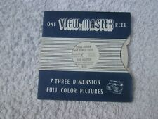 VIEWMASTER REEL - BUGS BUNNY AND ELMER FUDD - THE HUNTER