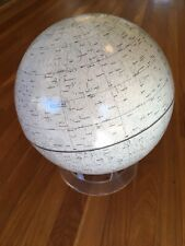 Replogle 12 Inch Lunar Earth Moon Globe Excellent Condition