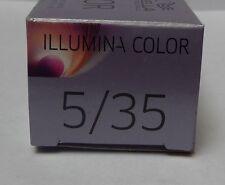 Wella Illumina - 5/35 marrón claro caoba oro 60ml