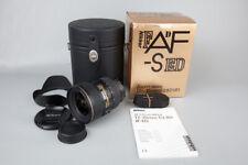 Nikon AF Nikkor 17-35mm f/2.8 D 2.8D Lens, for D7200 D750 D800 D810 D850 F Mount