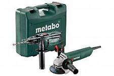 Kit taladro percutor 650W+ amoladora 125Ø 750W (SBE650+W750) METABO