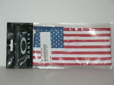 Oakley USA Flag Sunglasses Eyeglasses Hdo Microfiber Cleaning Bag Pouch New