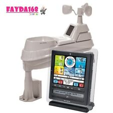 Professional Weather Station PC Phone Connect 5-in-1 Wireless Sensor - Pro Color