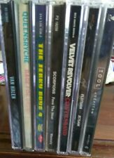 Hard Rock & Metal CD Lot #6 (Great Bands/Great Titles) FAST S/H