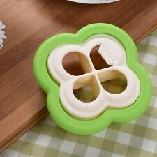 Cute Clover Sandwich Cutter Bread Mold Toast Maker Cake Cookie Mould Lovely DIY
