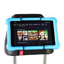 2 Pcs Car Headrest Mount for Amazon Kindle Fire 7, 8, 10 Tablet & Kids Editions