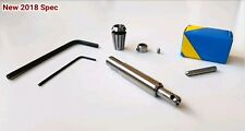 CNC SPRING LOADED DRAG ENGRAVER TOOL COMPLETE KIT + 7MM COLLET + DIAMOND TIP