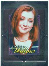 Buffy TVS Men Of Sunnydale Women Men Adore Chase Card WA-2
