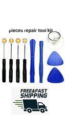 Mobile Phone Opening Tool Kit Screwdriver 9 in 1 set for Repair iPhone 7, 8, X.