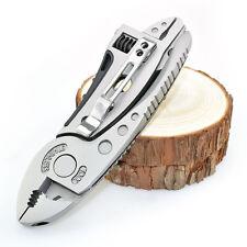 //Couteau multi-fonction_kit survie_tournevis_pince_couteau_poche
