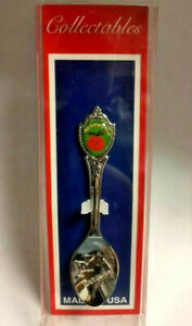 Washington Collectible State Spoon New In Box