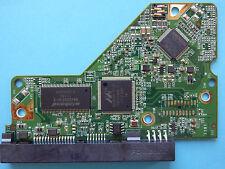 PCB board Western Digital WD10EARX-00N0YB0 / HHRNNT2MHB / 2060-771640-003 REV A