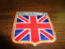 """England Flag Patch---Approx. 1980's---2 1/2"""""""