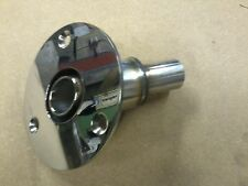 skin fitting 28mm for webasto heaters stainless steel  polished eberspacher boat