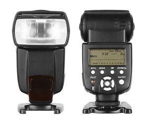 Pro SL565-N on camera flash for Nikon SB600 SB700 SB800 SB400 SB910 SB300 speed