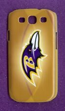 BALTIMORE RAVENS 1 Piece Glossy Case / Cover Samsung GALAXY S3 SIII (Design 2)