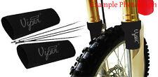Viper neoprene fork seal Savers for Aprilia TX125 85-88