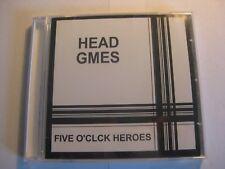 Five O'Clock Heroes - Headgames CD single + video