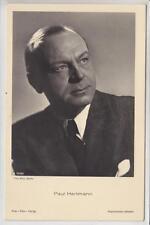 AK Paul Hartmann, Schauspieler