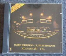 Michel Sardou, comme d'habitude - 1977 reedition originale, CD