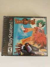 Tales of Destiny II (Sony PlayStation 1, 2001) Original Complete Collectable