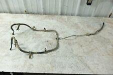 11 Honda TRX 250 TRX250 TM Recon front brake lines hoses