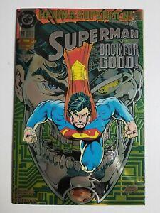 Superman (1997) #82 - Near Mint - Foil cover