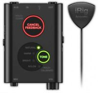 IK Multimedia iRig Acoustic Stage Digital Microphone System Japan with Tracking