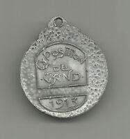 Medal Token - Jacques Van Artevelde - Exposition De Gand 1913