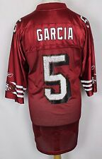 Garcia #5 vintage SAN FRANCISCO 49ERS Football Américain Maillot homme XL REEBOK