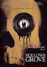 HOLLOWS GROVE - BREESHA WEBB   MYKELTI WILLIAMSON 2015 HORROR DVD