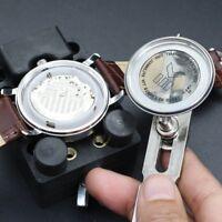 Gehäuseöffner Uhrenöffner Uhrmacher Werkzeug Uhren Deckel Öffner Reparatur #DE