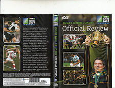 Rugby World Cup 2007 France-Official Review-Rugby IRB-DVD