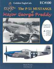Eaglecals Decals 1/32 THE P-51 MUSTANGS OF GEORGE PREDDY Book and Decal Set
