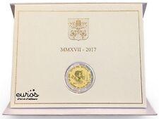 Pièce 2 euros commemorative VATICAN 2017 - Martyre de Saint Pierre et Saint Paul