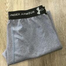 UNDER ARMOUR Heat Gear Gray Base Layer Shorts Men's Size XXL