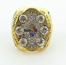 2008 Pittsburgh Steelers world Championship rings --