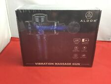 Aldom 30 Speed Massage Gun With LCD Touch Display - New