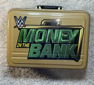 WWE 2015 MONEY IN THE BANK REPLICA BRIEFCASE