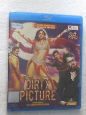 THE DIRTY PICTURE Vidya Balan nasseruddin S Blu Ray Disc movie bollywood India