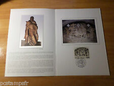 FRANCE 1988,  Document CERES 1° jour timbre 2553, LE SEPULCRE, FDC PAINTING